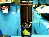 DUNLOP  D880 羽毛球 6個庄 訓練用 膠球 5筒