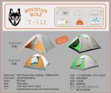 MOUNTAIN WOLF T112 帳篷