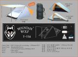 MOUNTAIN WOLF T116 帳篷