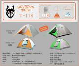 MOUNTAIN WOLF T118 帳篷