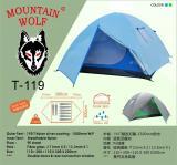 MOUNTAIN WOLF T119 帳篷